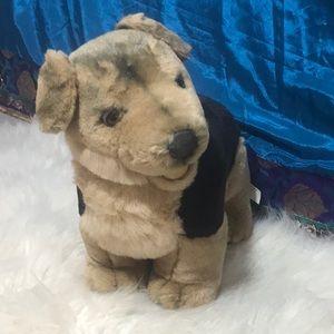 VTG Chosun realistic German Shephard plush dog